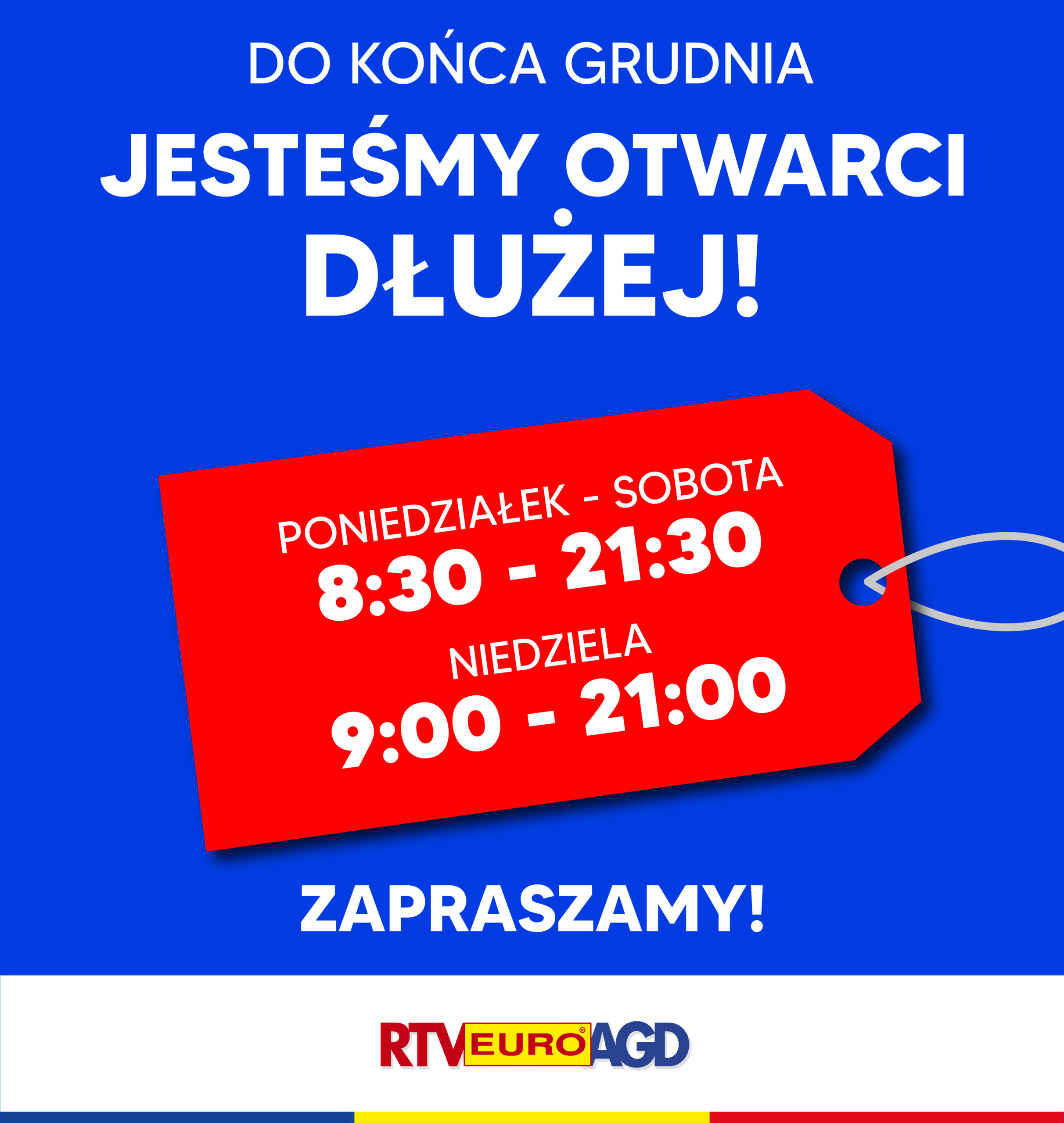 RTV EURO AGD, piętro