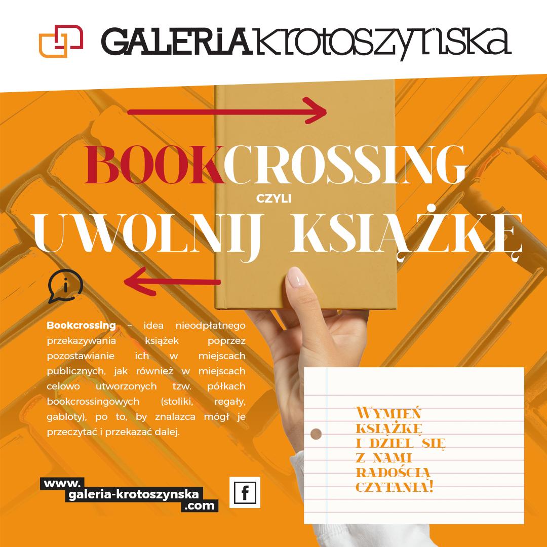Bookcrossing - Uwolnij książkę - Regulamin akcji